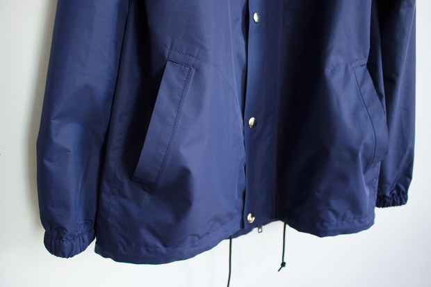 White line fishing clubのWater-Repellent Parker