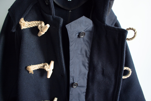 TatamizeのDuffle Coat