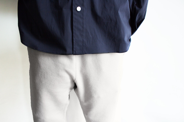 MeanswhileのWater-repellent Sweat Rib PT