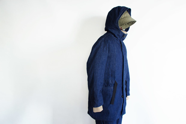 ordinary fitsのデニム