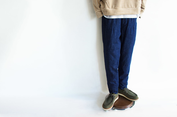ordinary fitsのdenimの画像