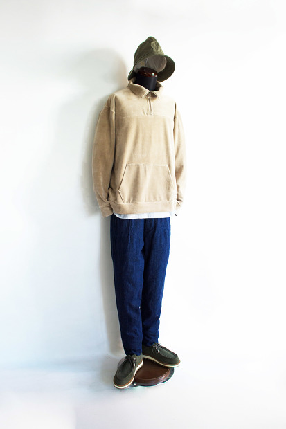 ordinary fitsのdenim