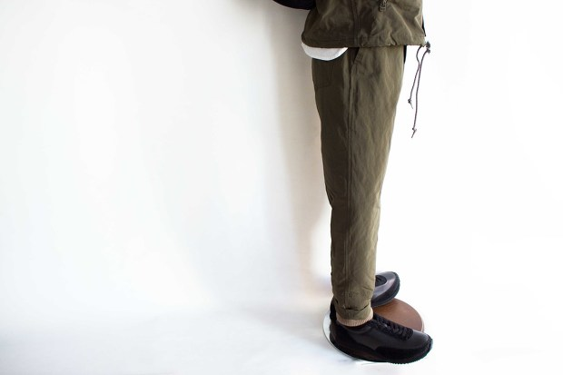 MeanswhileのMemory Peach Rib Pantsのコーディネート