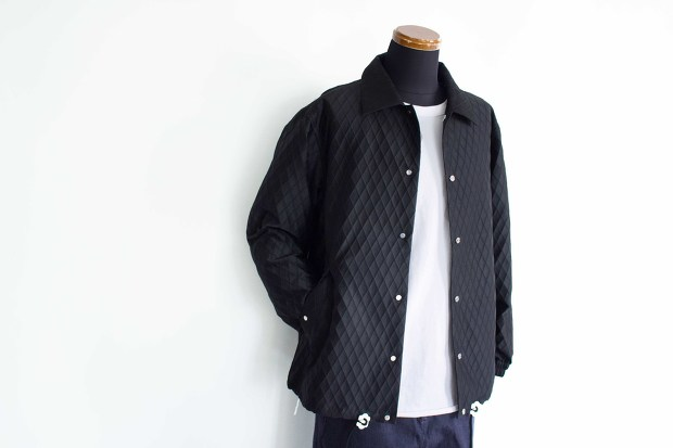 Meanswhile X-Hack Coach Jacket Unevenのコーディネートの画像