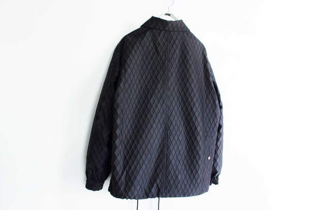 Meanswhile X-Hack Coach Jacket Unevenの画像