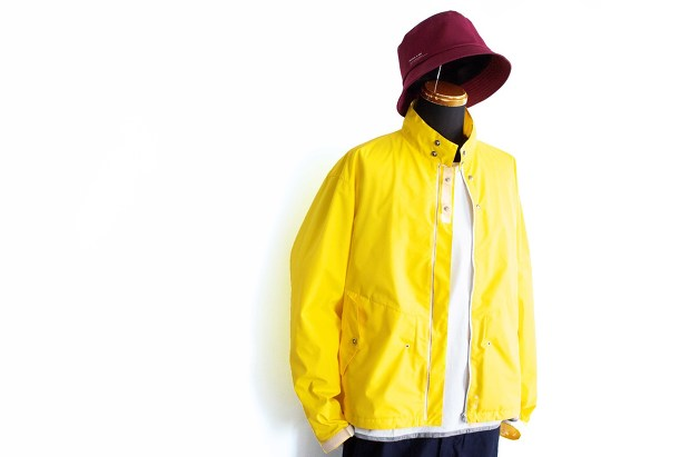 Portvel Harrington Jackeのコーディネート