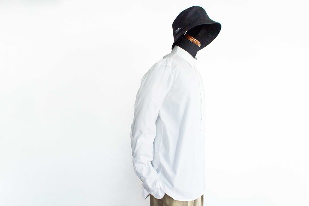 Tatamize Pull over Shirt