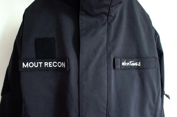 Mout Recon Tailor Wild things Alpha Low Loft Jacket
