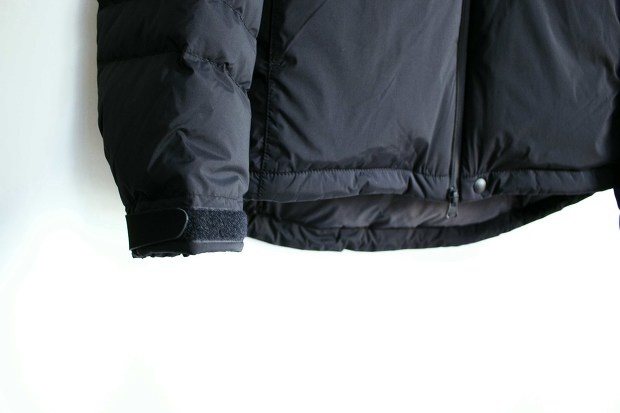Manual alphabet×Nanga Pcu Down Jacket