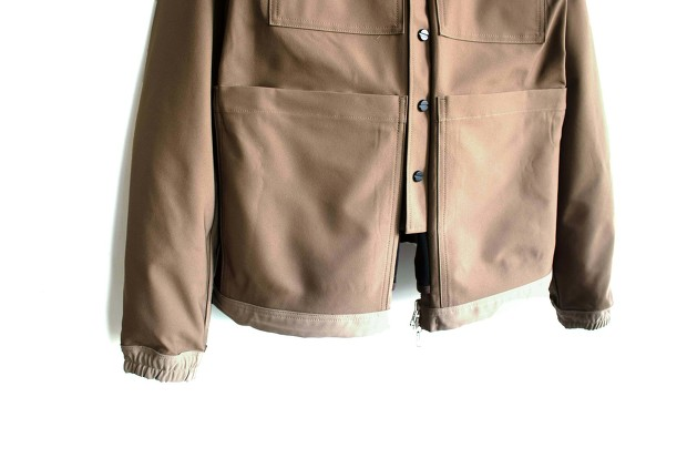 Meanswhile Solotex Reversible 4Way Jacket