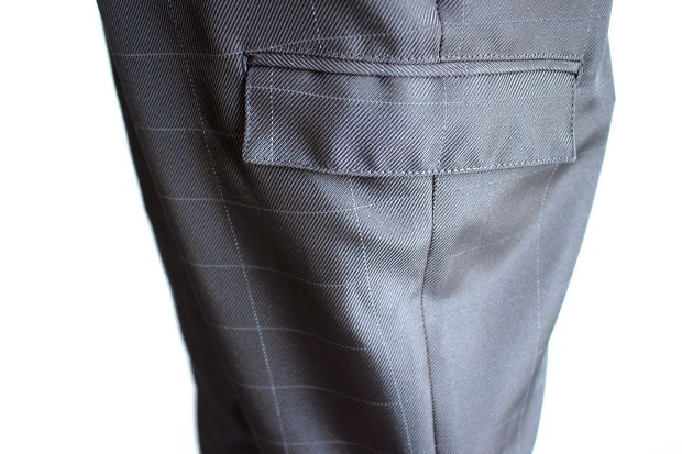 Portvel Reflector Twill Work Panrs