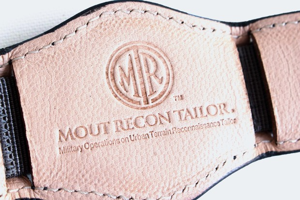 Mout Recon Tailor Mout Black Milsub