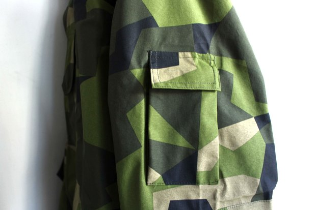 Swedish Army GORE-TEX Jacket
