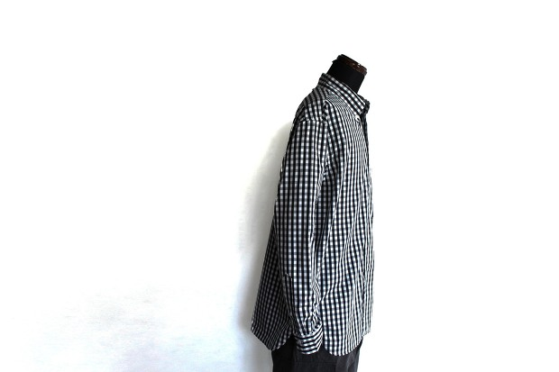 A Vontade Weekend B.D Shirts Gingham Check