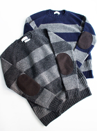 Soglia Landnoah Border Sweater