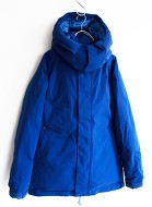 White line Short Down Jacket 2色展開