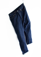 Ordinary Fits 5pocket Ankle Denim One Wash