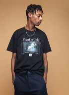 Expansion×Ricky Flores Footwork Tee
