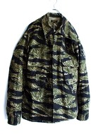 A Vontade Combat Tropical Short Jacket Tiger camo