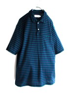 Manual alphabet Surf knit polo 2020 3色展開