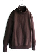 A Vontade Turtle Neck L/S 2色展開