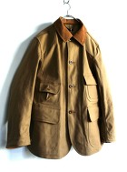 A Vontage Old Hunting Jacket 2色展開