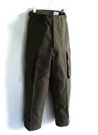 Ordinary fits Surplus M-47 Type Cargo Pants