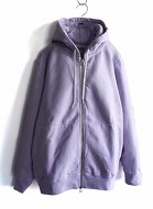 Better Heavy Weight Fleece Zip Hoody 3色展開