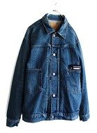 Ordinary fits Denim Jacket !st Used